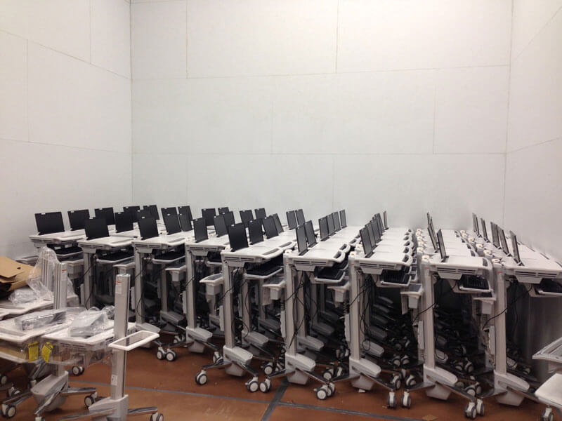 Large Scale Medical Equipment Service