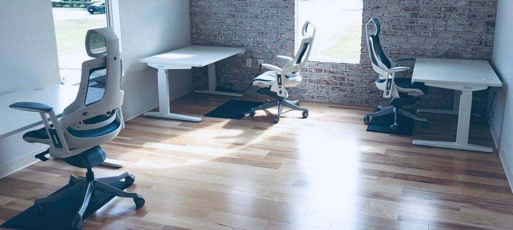 Ergonomic Office Furniture Installation